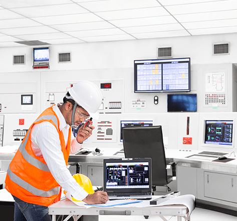 Image of a manufacturer worker